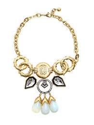 Lulu Frost Big Bang Necklace