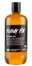 LUSH Flying Fox Shower Gel