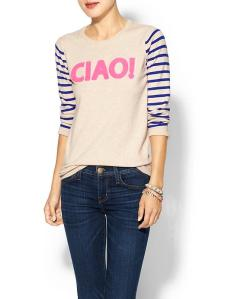 Pim + Larkin Ciao Sweater @ Piperlime