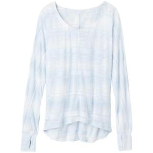 Tie Dye Dory Top in White @ Athleta