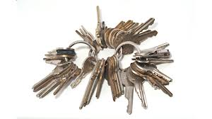 lots of keys