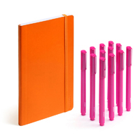 Orange%20%2B%20Pink%20Orange%20Medium%20Soft%20Cover%20Notebook%20%2B%20Pink%20Signature%20Ballpoint%20Pens-c
