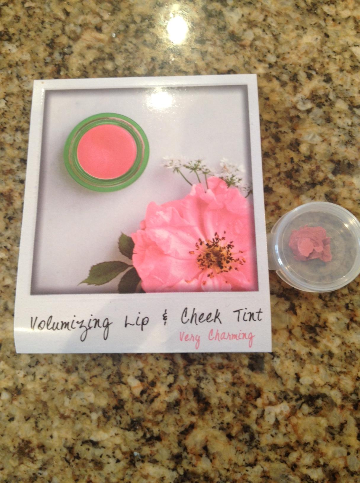 Volumizing Lip & Cheek Tint by tata harper #19