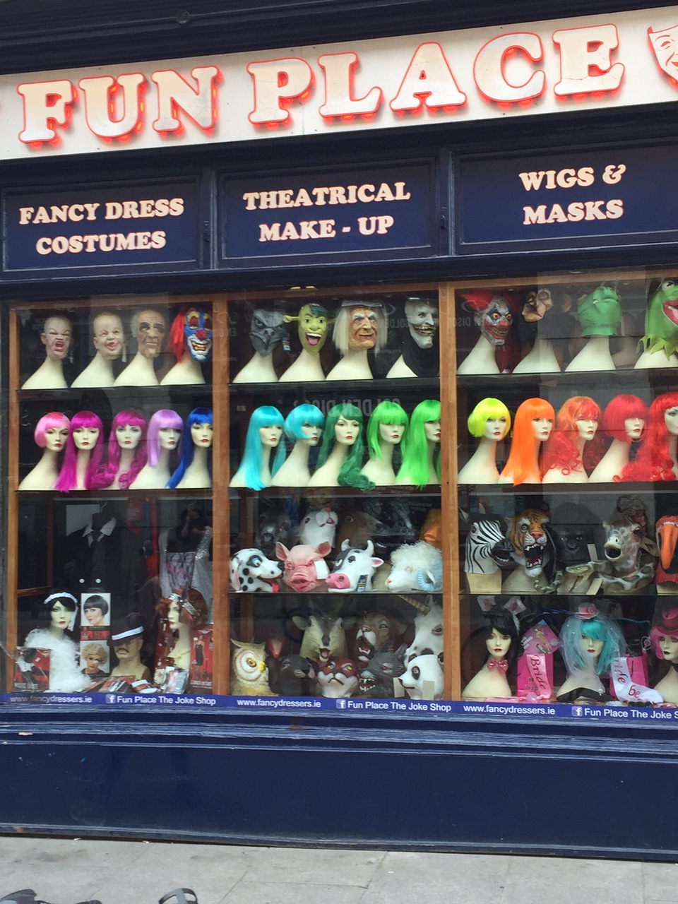 Wig Shops In Dublin 46